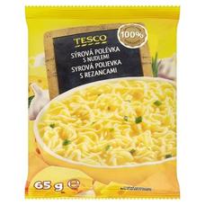 Sýrová polévka s nudlemi 65 g