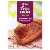 Free From Sypká směs na přípravu tmavého chleba s kmínem bez lepku 500 g