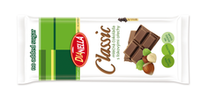 Čokoláda Dianella CLASSIC mléčná s lískovými ořechy 50 g