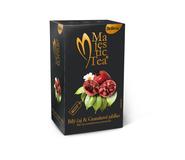 Majestic Tea Bílý čaj & Granátové jablko 30 g