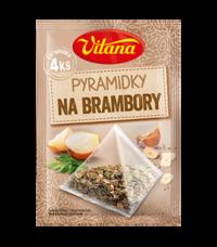 Koření Pyramidky na brambory 20 g