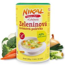 Zeleninová krémová polévka  600 g