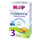 Mléčná batolecí výživa HiPP 3 JUNIOR Combiotik 600 g