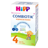 Mléčná batolecí výživa HiPP 4 JUNIOR Combiotik 600 g