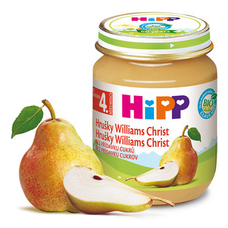 BIO Hrušky Williams-Christ 125 g