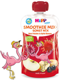 BIO Smoothie Jablko - Banán - Červené ovoce 120 ml