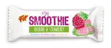 Fit SMOOTHIE tyčinka srebarborou a jahodou 32 g