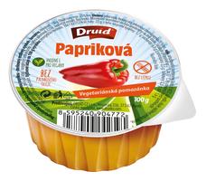 Vegetariánská pomazánka s červenou paprikou DRUID 100 g