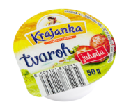 Krajanka tvaroh jahoda 50 g