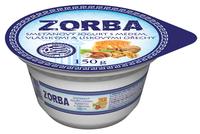 ZORBA smetanový jogurt s medem a ořechy 150 g