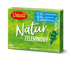 Bujón Natur zeleninový 60 g