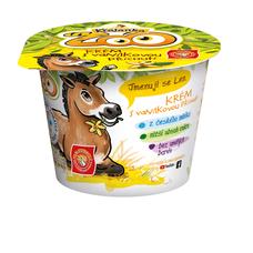 Krajanka ZOO krém s vanilkovou příchutí 80 g