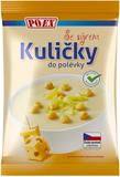 Kuličky do polévky s příchutí sýru 50 g