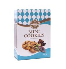Cookies s čokoládou bez lepku 120 g