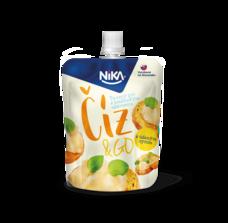 Číz&GO tavený syr s údeným syrom 100 g
