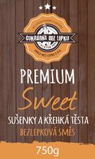PREMIUM Sweet SUŠENKY A KŘEHKÁ TĚSTA 750 g