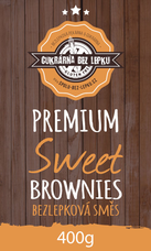 PREMIUM Sweet BROWNIES 400 g