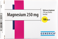 Magnesium 250 mg 100 tabliet
