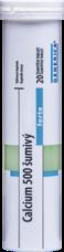 Calcium 500 šumivý forte  20 šumivých tabliet