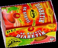 Diabetik se stevií 30 g (20x1,5g)