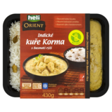 Indické kuře Korma s Basmati rýží 430 g