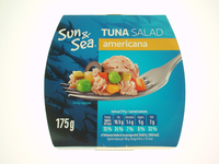 "Salát s tuňákem ""Americana"" 175g Sun&Sea 175 g"