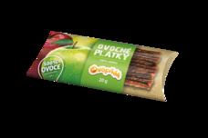 OVOCŇÁK plátky 100% Jablko 20 g