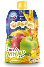 Ovocňák Mošt 100% Jablko 200 ml