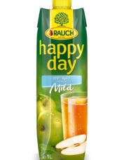 Happy Day jablko MILD 100% 1 l
