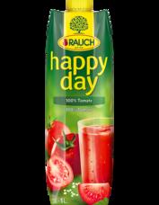 Happy Day rajčatová šťáva 100% 1 l