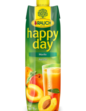 Happy Day meruňka 1 l