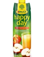 Happy Day jablko s dužinou 100% 1 l