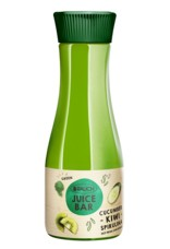Juice Bar okurka-kiwi-spirulina 800 ml