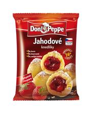 Don Peppe Jahodové knedlíky 680 g