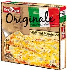 Don Peppe Originale pizza Quattro Formaggi 340 g