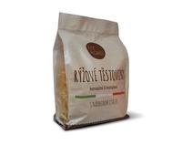 Rýžové těstoviny MAKARONY 350 g