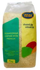 Rýže dlouhozrnná bílá premium 1000 g