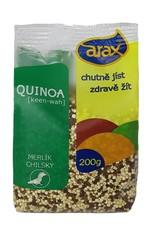 Quinoa tříbarevná - červená , bílá a černá 200 g