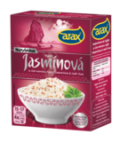 Varné sáčky rýže jasmínová s červenou rýží 480 g