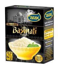 Varné sáčky rýže basmati 480 g