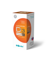 Vitamín D3 FORTE 60 kapsúl