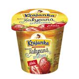 Krajanka kyslá smotana jahodová 150 g