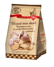 BREAD MIX DARK LIANA - bezlepková zmes na tmavý chlieb a pečivo 1000 g