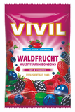 Vivil Multivitamín lesné plody 60 g / 80 g
