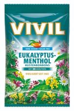 Vivil Eukalyptus + bylinky 60 g / 80 g