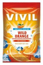 VIVIL Horký pomaranč + vitamín C 80g