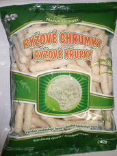 Ryžové chrumky 80 g