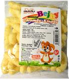 Bejby- kukuričné chrumky so sušenou mrkvou a so sušeným jablkami 40 g