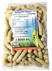 Kukurično ľanové chrumky 80 g