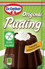 Originál Puding příchuť čokoláda 37 g